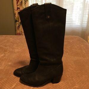 Frye women's tall boots size 8
